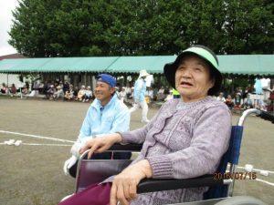 高齢者スポーツ大会(*・∀・*)