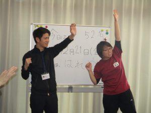 リハビリの学生が実習に来ました。