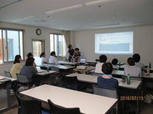 記録管理システム「ちょうじゅ」セミナーが開催されました~!