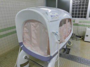 新しい美浴を導入しましたので、ご紹介しております!!