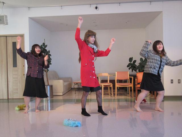 新春演芸会がありましたpart4~完熟&フレッシュ・その2、そしてありがとう(^_-)-☆~