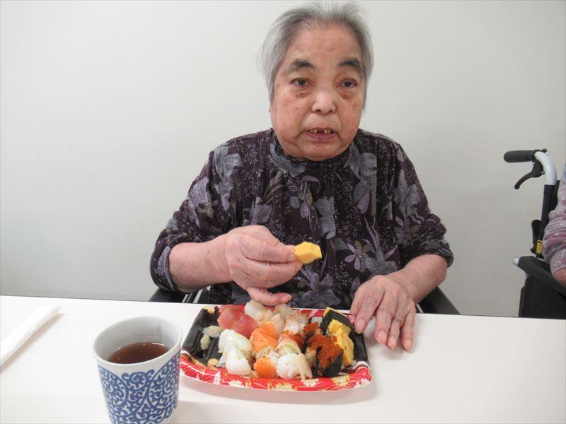 お寿司の日、第3回目です🍣