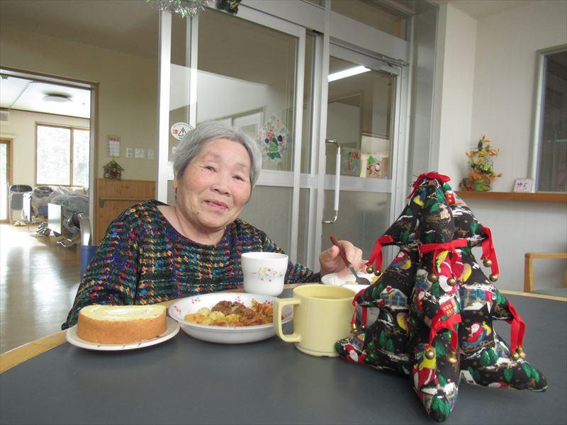 🎁しゃくなげ荘、クリスマス会🌲