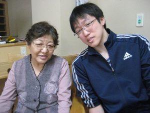 デイケア 北海道薬科大学より実習生